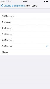 Como economizar a bateria do iPhone GADGET HUB_3