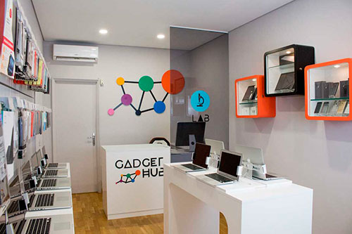 Gadget Hub - Loja em Lisboa 2
