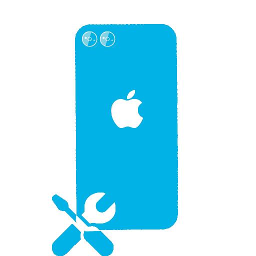 Troca de Capa traseira - Reparação iPhone Apple - Gadget Hub