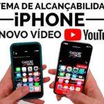 GadgetCam - Sistema de Alcançabilidade no iPhone - Apple - Gadget Hub - Lisboa