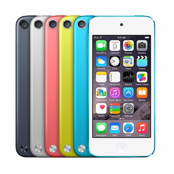 Retoma iPod touch (5.ª geração)- Retomas iPod - Gadget Hub em Lisboa