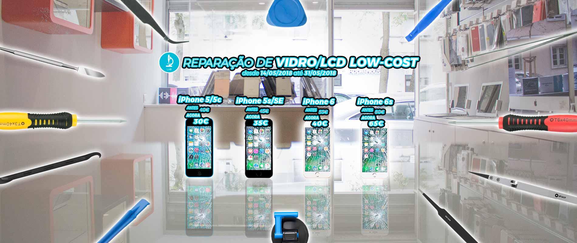 Gadget Hub - Reparações de VIDRO e LCD iPhone - Reparar Vidro iPhone - Reparar LCD iPhone em Lisboa 2