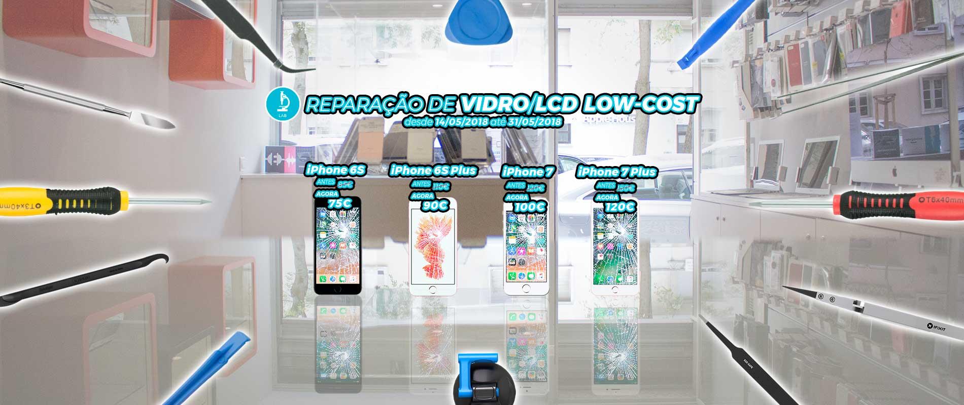Gadget Hub - Reparações de VIDRO e LCD iPhone - Reparar Vidro iPhone - Reparar LCD iPhone em Lisboa 4