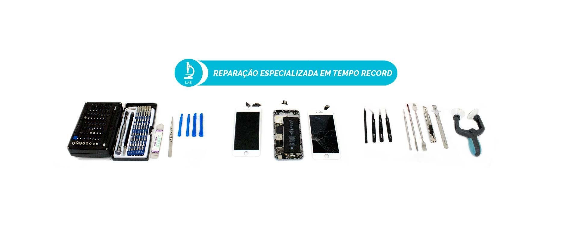 Gadget Hub - Telemóveis e Computadores Novos e Usados - Reparação de Telemóveis - Reparação iPhone em Lisboa