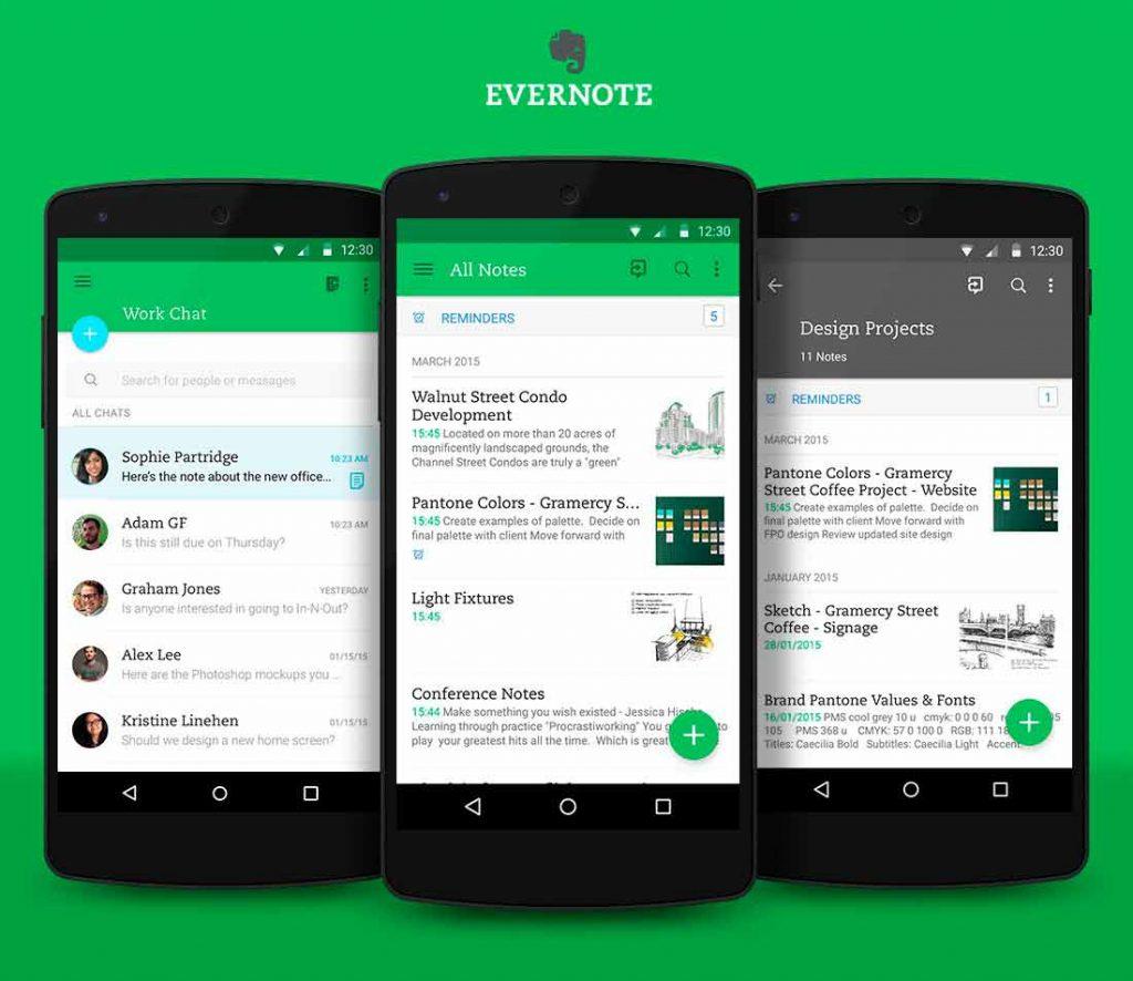 As Melhores Apps para gerir tarefas,App Evernote Gestão de Projetos - Actividades - BLOG - Os melhores Serviços em Lisboa - Aproveita Já - Gadget Hub