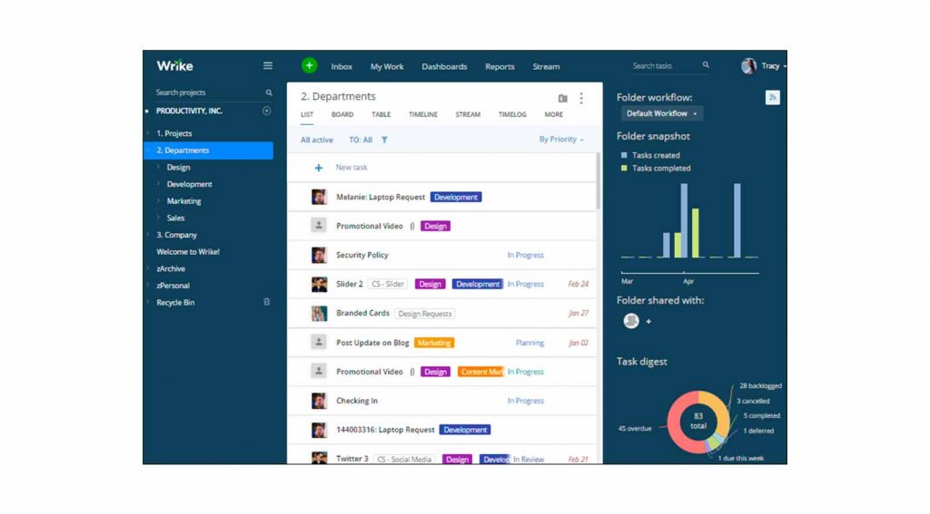 As Melhores Apps para gerir tarefas,App Wrike Gestão de Projetos - Actividades - BLOG - Os melhores Serviços em Lisboa - Aproveita Já - Gadget Hub