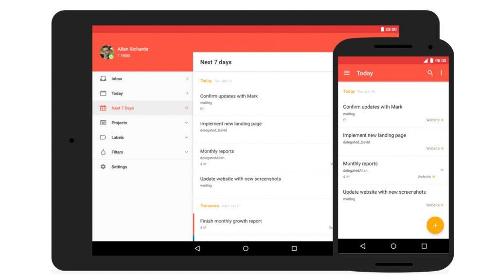As Melhores Apps para gerir tarefas,Todoist Gestão de Projetos - Actividades - BLOG - Os melhores Serviços em Lisboa - Aproveita Já - Gadget Hub