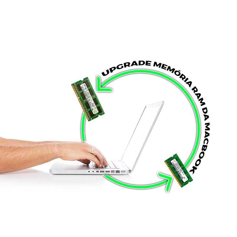 Gadget Hub - Upgrade Memória Ram Macbook - Os Melhores Produtos da Apple, Samsung e Muito Mais 1