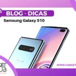 Samsung Galaxy S10 Lançamento
